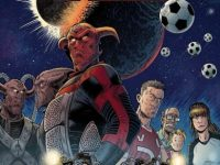"""""""Most comic readers are heavily into sci-fi and a large proportion of them hate football."""" John Wagner on the perils of creating the worlds first alien football comic with Rok of The Reds"""