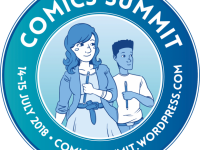 Comics Summit - Roundel