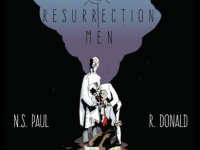 Review: Resurrection Men #2 (Nicholas Stephen Paul Comics)