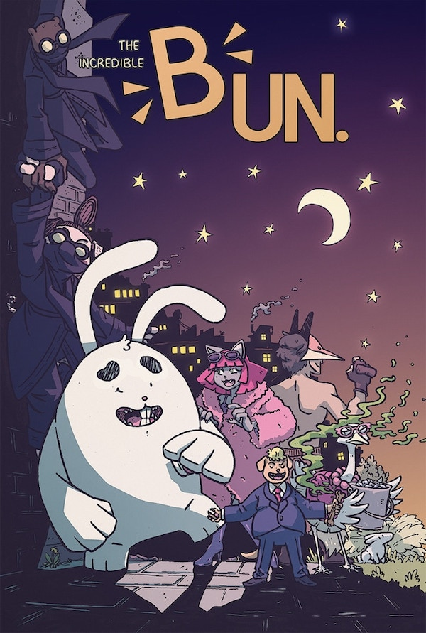 Kickstarter We Love: The Incredible Bun #2