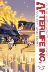 Afterlife Inc 5 cover