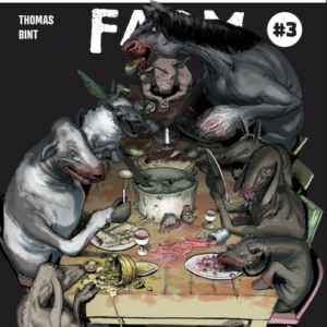 Review: Frank at Home on the Farm #1-3 (Jordan Thomas)