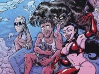 Review: London Horror Comic #8 (London Horror Comic Ltd)