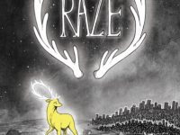 """It started out as a coping mechanism during late-night car journeys where I'd see a lot of dead animals around"" Claire Spiller on the inspiration for Raze from Good Comics"