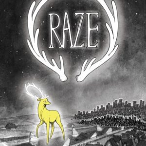 """""""It started out as a coping mechanism during late-night car journeys where I'd see a lot of dead animals around"""" Claire Spiller on the inspiration for Raze from Good Comics"""