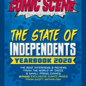 ComicScene vol 2 Indie Issue