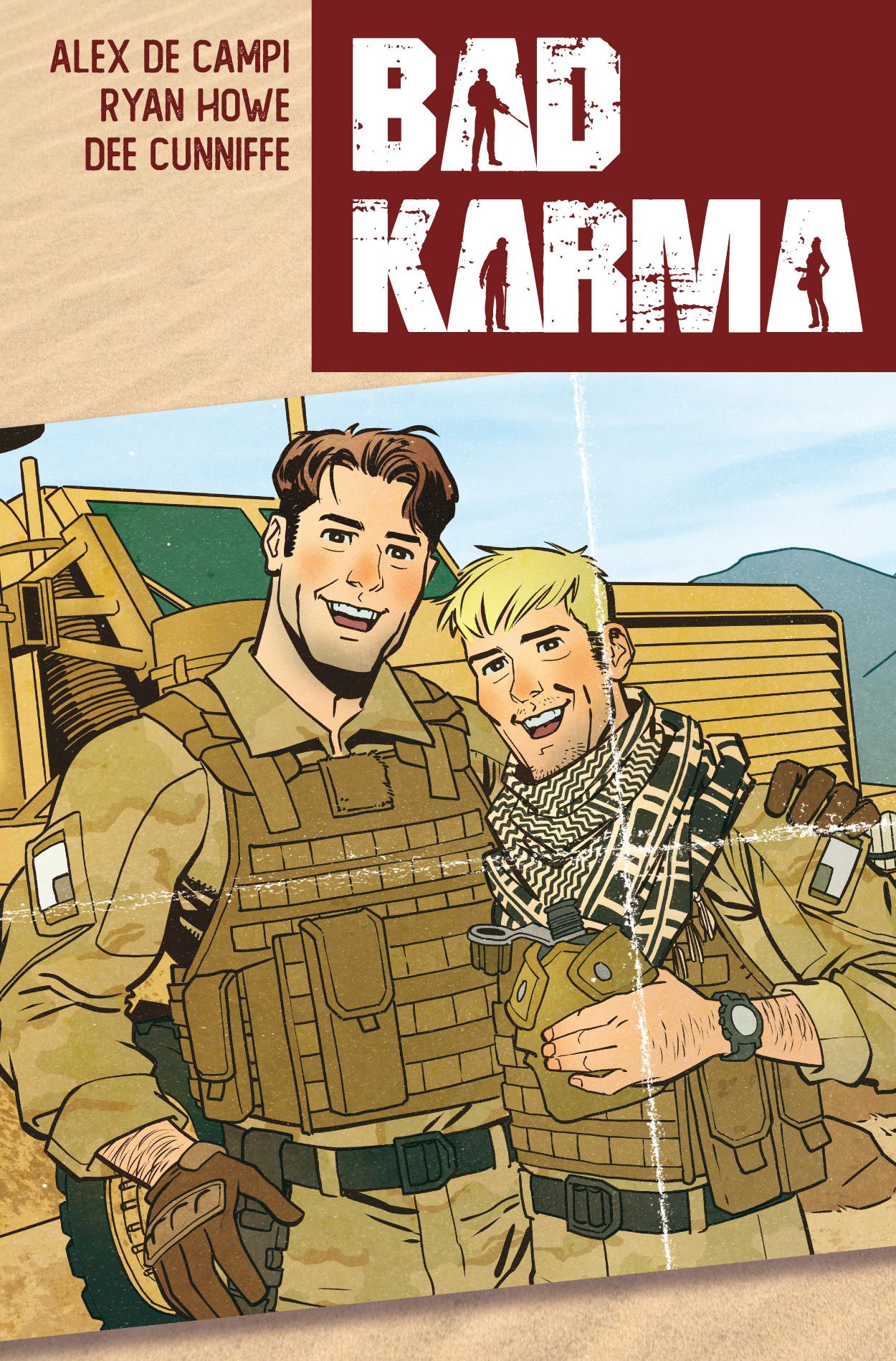 Review: Bad Karma #1 (Panel Syndicate)