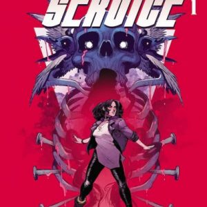 Shadow Service 1 cover