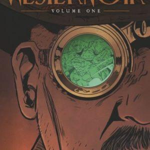 WesterNoir volume 1 cover