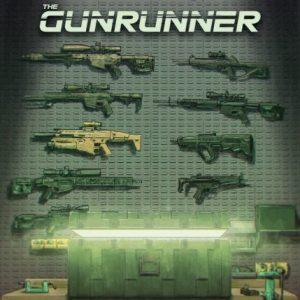Review: Gunrunner (Markosia Enterprises)