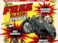 Review: Blazer #1 (The 77 Publications)