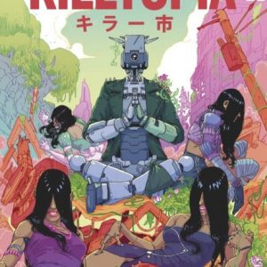 Killtopia 3 cover