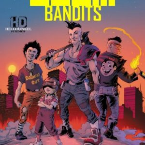 Boom Bandits Cover