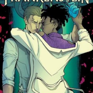 Modern Frankenstein cover