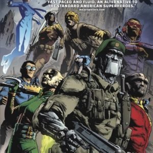 Review: The Vigilant TPB (Rebellion/Treasury of British Comics)