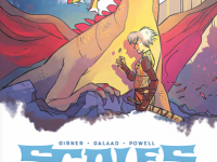 Scales and Scoundrels 1 cover