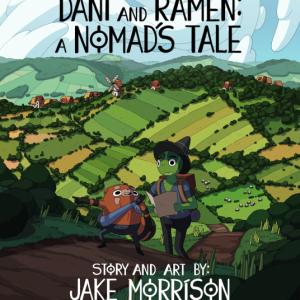 Dani and Ramen vol 1 cover
