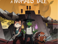 Review: Dani and Ramen Volume 2: A Nomad's Tale