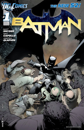 Batman #1 2011