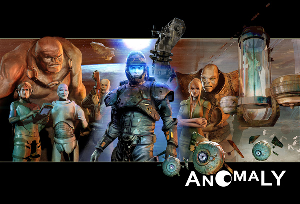 Is AR the future of digital comics? We look at Anomaly, the world's biggest augmented reality graphic novel