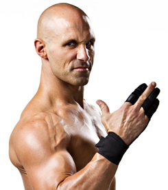 From superheros to suplexes, Impact Wrestling's Fallen Angel Christopher Daniels tells us all about his love for comics on the iPad