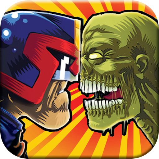 2000ad hits the iPhone with Judge Dredd vs Zombies app