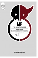 Manhattan Projects Comics issue 1
