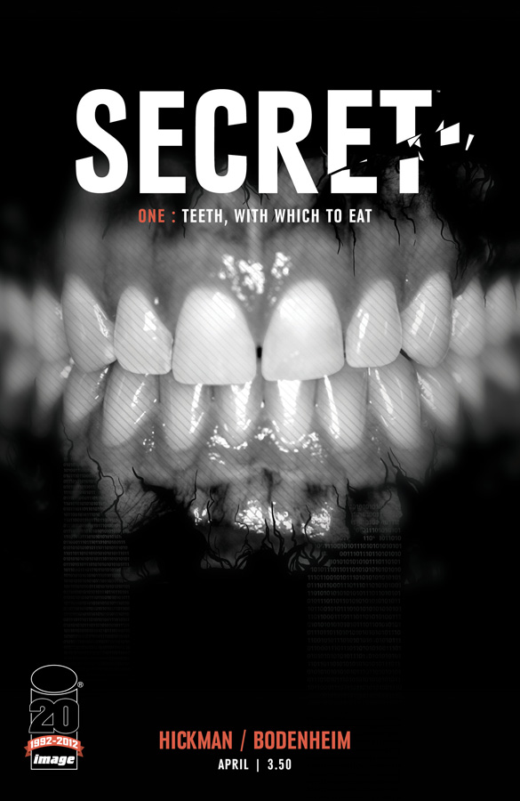 Pipedream Pull List: Secret #1 (Image Comics)