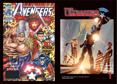 Pipedream Pull List: Avengers Reborn #1 and Ultimates #1