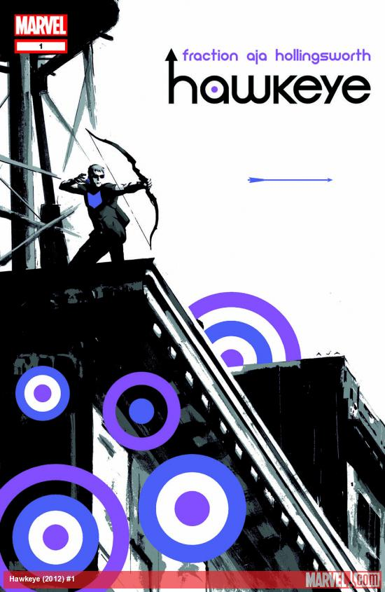 Pipedream Pull List: Hawkeye #1