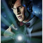 Kyle Lambert Dr Who