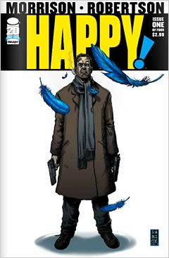 Pipedream Pull List: Happy #1 (Image Comics)