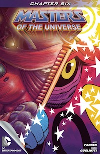 Pipedream Pull List: Master of the Universe #1-6