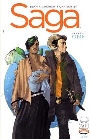 Pipedream Pull List – Saga #1 (Image Comics)